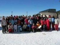 Grupo en la Nieve