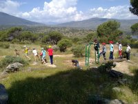 Outdoor children's activities