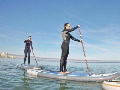 La mar de bien Valencia Paddle Surf