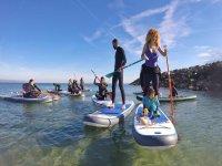 Paddle surf para toda la familia