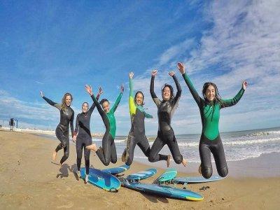 La mar de bien Valencia Surf
