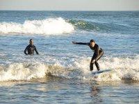 Cabalgando las olas de Valencia