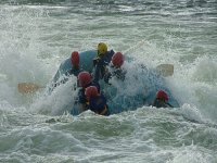 Rafting as an activity for groups