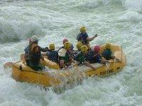 集团作为活动的浏览水域瓜达尔基维尔