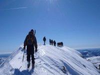 Llegando a las cumbres