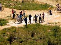 Conocemos el entorno en mountain bike