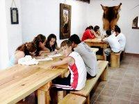 Tiempo en las aulas