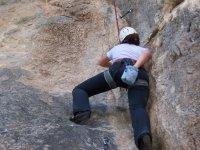 Magnesio para escalada