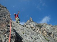 Climbing in Neuoville