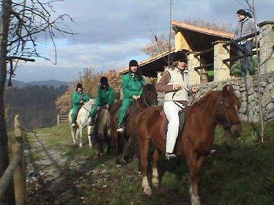 Escuela Asturiana de Turismo Rutas a Caballo