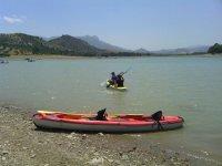 nel lago