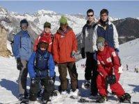 Snowboard group