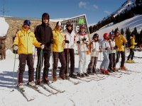 Ski courses of all levels