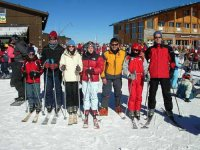 Family photo Ski