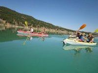 皮划艇比赛