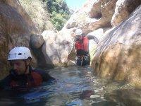 barranco acuatico