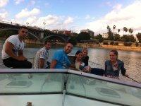 Alquiler de embarcacion en Sevilla