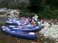 Alquila una de nuestras canoas