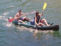 Rowing as a couple