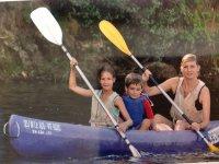 Rutas en canoa para toda la familia
