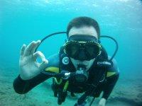 Comunicandose bajo el agua