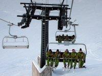 ski lift teachers