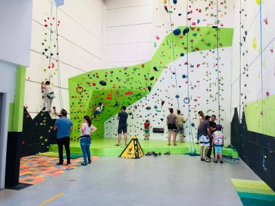 Atrepar escuela de escalada Escalada