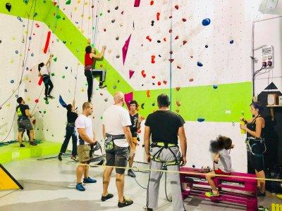 Atrepar escuela de escalada Rocódromos