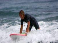Iniciacion al mundo del surf