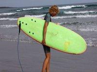 Las mejores playas de Lanzarote para el surf