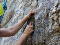 Salidas para escalar en roca
