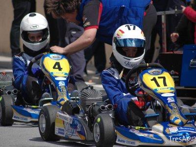 Praga Karting Summer Camp