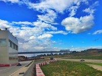 Circuito de karts de competicion
