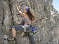 垂直攀岩挑战