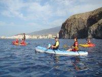 皮划艇运动与自然金丝雀