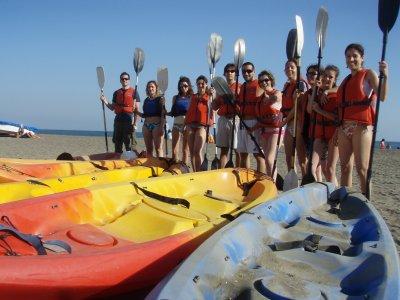 Reserva tu Aventura Kayaks