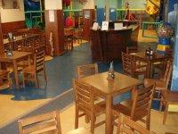 Cafeteria para los mayores