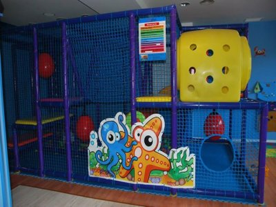 Burbujas Parque Infantil y Centro de Ocio