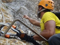 Arrampicata ferrata