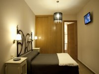 Otro de nuestros dormitorios del Hotel rural Cuarto de Milla