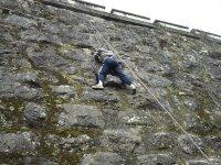 climbing in Silleda