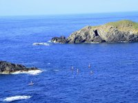paddle surf cantabrico mare