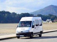 surf van on the way