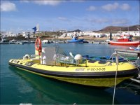 Nuestra embarcacion para inmersiones