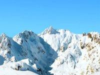 Los picos nevados
