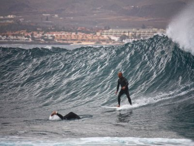 Spanish and Surf Fuerteventura
