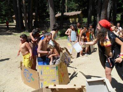 Respira Ocio y Tiempo libre Campamentos Multiaventura