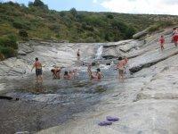 En piscinas naturales