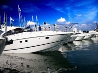 Yachts of the best quality