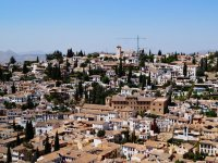 El Albaicin en Granada